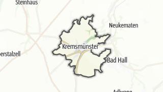 地图 / Kremsmünster
