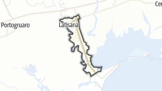 מפה / Latisana