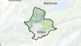 Mapa / Wallgau