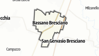 מפה / Bassano Bresciano