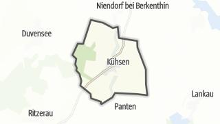 地图 / Kühsen