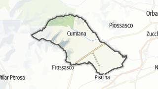 מפה / Cumiana