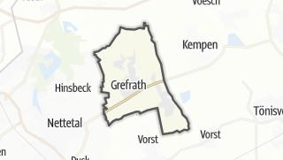 Cartina / Grefrath