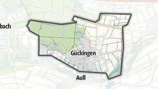 Cartina / Gückingen