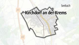 地图 / Kirchdorf an der Krems