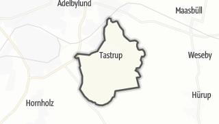 Cartina / Tastrup