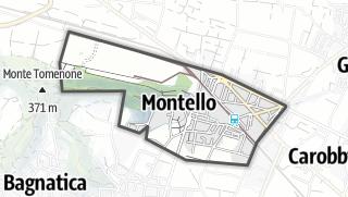 Hartă / Montello