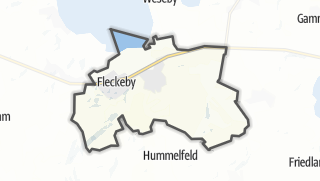Map / Fleckeby