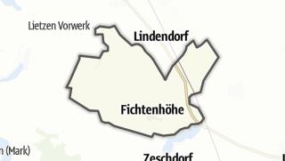 Cartina / Fichtenhöhe
