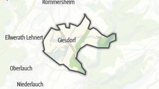 Karte / Giesdorf