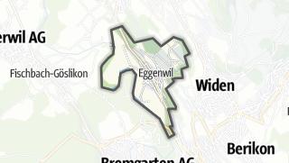 מפה / Eggenwil