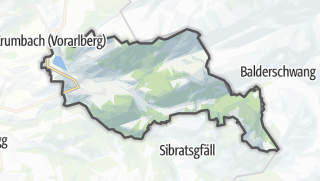 Map / Hittisau