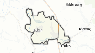 Karte / Lauben