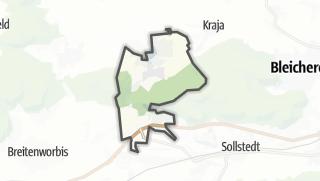 Map / Buhla