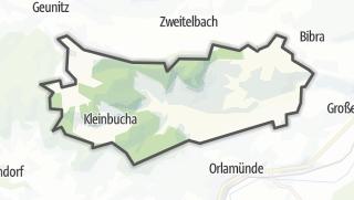 Karte / Eichenberg