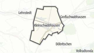 地图 / Kleinschwabhausen