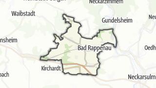 地图 / Bad Rappenau
