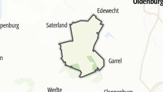 Map / Friesoythe