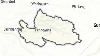מפה / Pennewang
