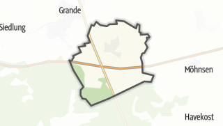 地图 / Kasseburg