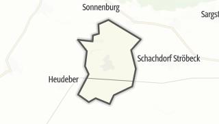 Mapa / Danstedt