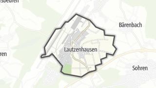Karte / Lautzenhausen