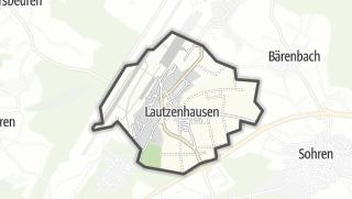 Mapa / Lautzenhausen
