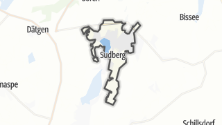 Map / Bordesholm
