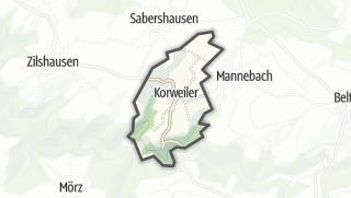 Karte / Korweiler