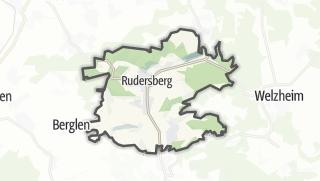 מפה / Rudersberg