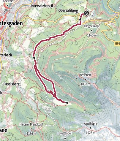 Map / Carl von Linde Weg