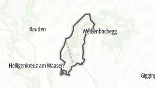מפה / Edelstauden