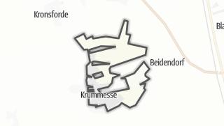 地图 / Krummesse