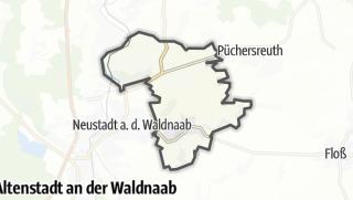 Cartina / Störnstein