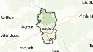 Cartina / Waidhaus