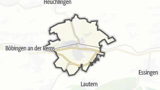 Mapa / Mögglingen