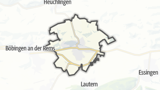 地图 / Mögglingen