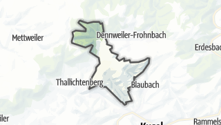 מפה / Körborn