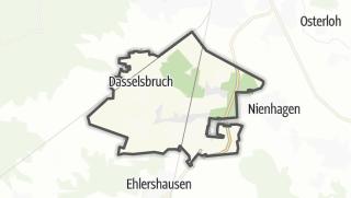 Mapa / Adelheidsdorf