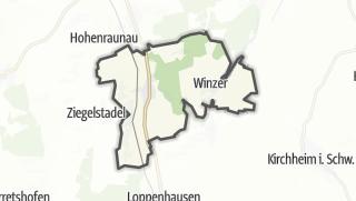 Cartina / Aletshausen