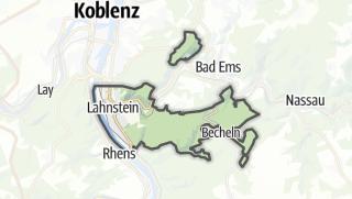Cartina / Lahnstein