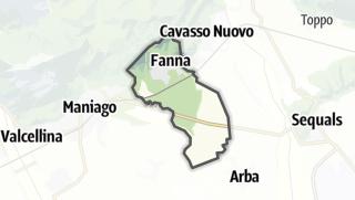 מפה / Fanna