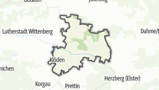 Mapa / Jessen (Elster)