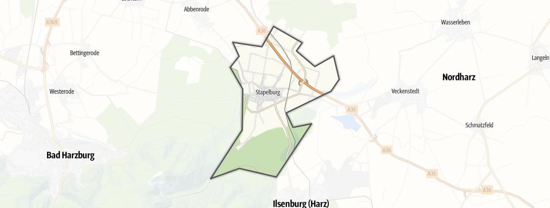 Kart / Terrengsykkel i Stapelburg