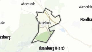 Mapa / Stapelburg