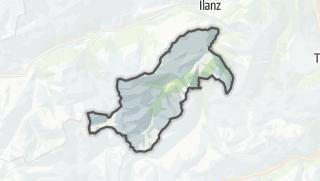 מפה / Lumbrein