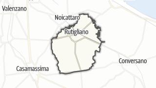 Térkép / Rutigliano