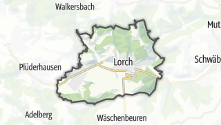 地图 / Lorch