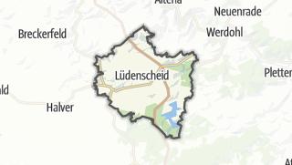 Cartina / Lüdenscheid