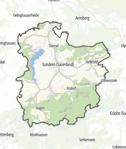 Mädchen aus Sundern (Sauerland)